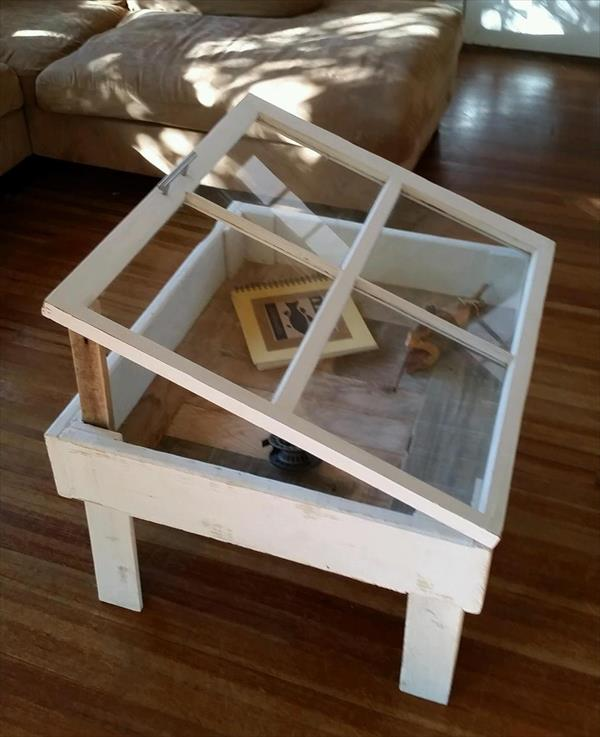 pallet-and-reclaimed-window-coffee-table